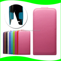 Hot Sale Plain Grain PU Leather Case Cover for Lenovo Z90,bumper case for lenovo vibe shot