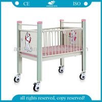 AG-CB004 Best selling drop side cot