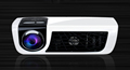 Hot Sale! HD Dynamic China LED Projector