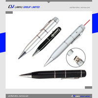 high quality company gift 3 in 1 stylus customized 8gb touch pen usb flash drive