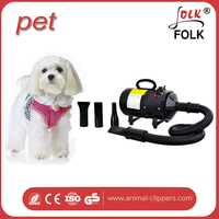 Low Noise pet grooming products dog cat styling dryer professional pet hair dryer