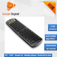 Hot Air Mouse G270 Mini Keyboard for Smart TV Android TV Box