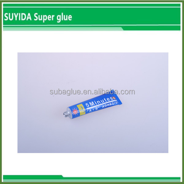 Fast curing heat resistance automotive adhesive metal adheisve epoxy resin AB glue
