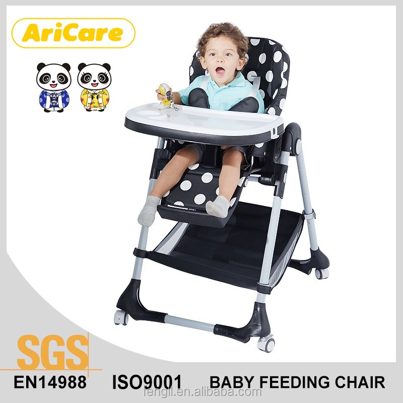 Feeding Wholesale Baby Plastic high Chair Furniture