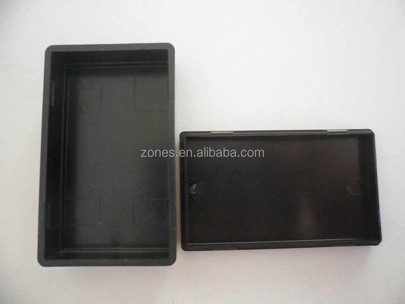 IP54 socket type plastic case