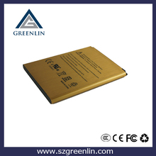High capacity gold external battery for samsung galaxy s4 mini i9190 replacement battery
