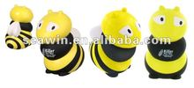 PU Bee Stress Reliever Ball(polyurethane)