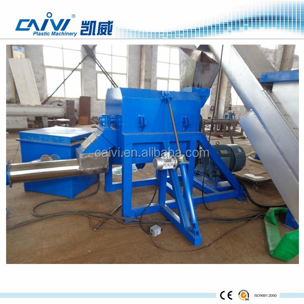 PP PE Film washing and recycling plastic machinery equipment