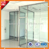 Clear Glass Office Partition with iso bv ce