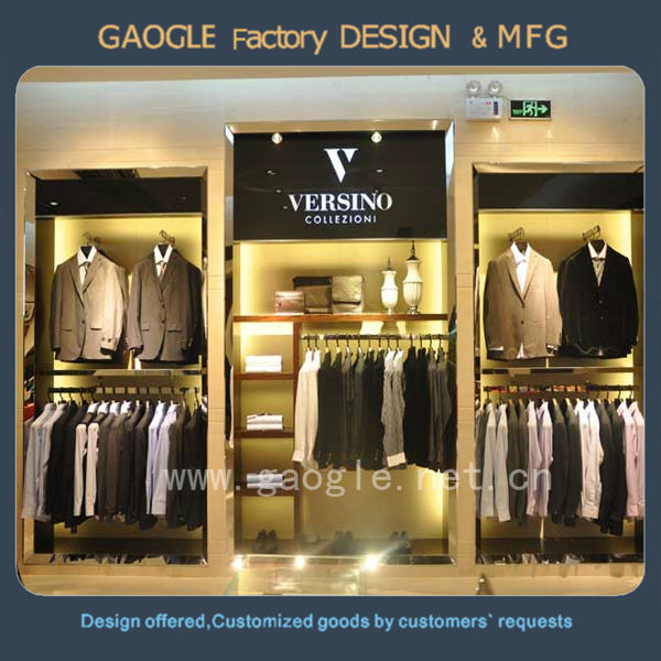 retail clothing furniture men decoration clothes stores
