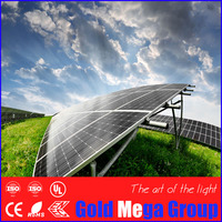 Competitive price polycrystalline silicon 60w solar panel for sale from China