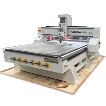 Heavy duty cnc router with vacuum table / China cnc router machine 1325