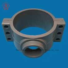 Plastic PVC Saddle Plug Pipe Fittings