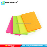 3''x3'' Best Quality Sticky Memo Pad