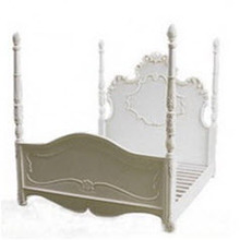 French Pillar Bed Size 6,5,4'6 inch