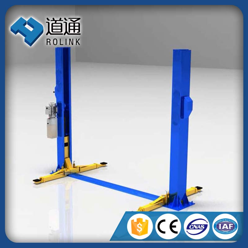 Scientific and economical used two post car lift for sale