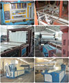 High quality pvc sheet production machine made in china with inverters
