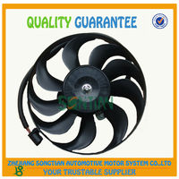 AUTO PARTS 1J0 959 455M 12V RADIATOR COOLING FAN FOR VW BORA&GOLF4 made in China