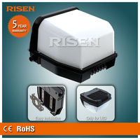 Design customize 200w led wall pack tunnel light
