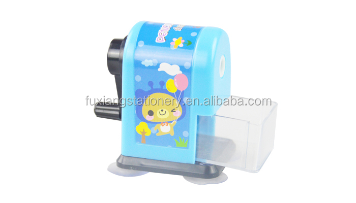 Hot sale Factory funny electric Plastic Pencil Sharpener
