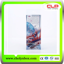Fashion design plastic packaging sex toy box for gift