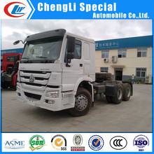 Sino truck HOWO 420hp tractor head, heavy duty 420hp tractor head, HOWO 420hp tractor truck for Kenya