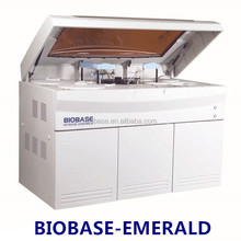 BIOBASE Fully automated Discrete Random access STAT priority real time dual wavelength Auto Chemistry Analyzer