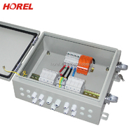 HRPV-4/1 4 input 1 output 4 Strings PV Solar System solar module junction box