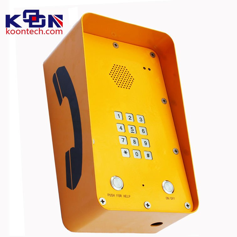 Public Courtesy Telephones Speakerphones Outdoor KNZD-09A