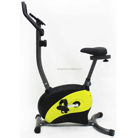 2017 NEW BRAND Magnetic Indoor Cycle MB290 Fitness Workout Machine Exercise Bike with Smooth Resistance