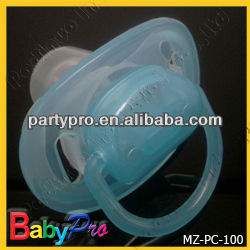 PP&silicone baby pacifier/dummy/soother can be printing