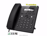 Gigabit color telephone voip manufacturer IP Phone A01