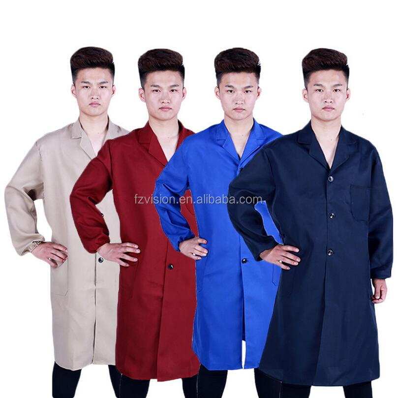 Cheap Customized Logo Overalls promotion Man Coats For Workers