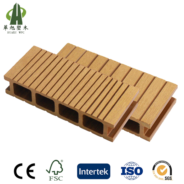WPC 146*31 mm outdoor flooring deck board wood plastic composite