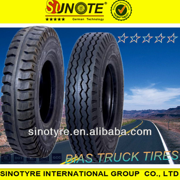 top quality 7.00-15lt bias tire from china factory