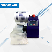 Automatic Mini Air Cushion Machine , Air Bubble Film Making Machine