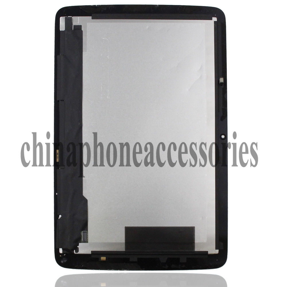 Best quality LCD Touch Screen Digitizer Assembly 10.1 inch For LG G Pad 10.1 Tablet PC V700 LG-V700 without frame black