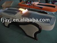 AYJ-08B intelligent far infrared thermal jade massage bed with MP3&lifting function