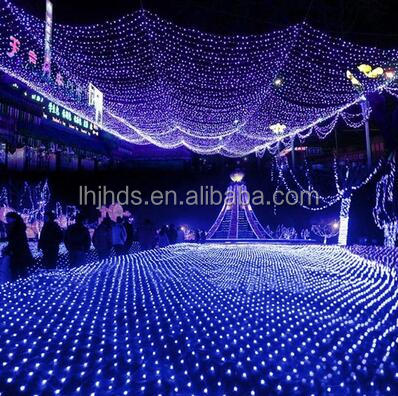 1.5x1.5M 100L led net light mesh light