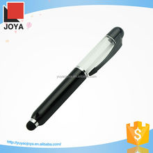 wholesale customized plastic plane led light ballpoint pen