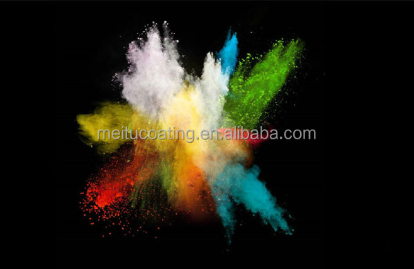 epoxy resin powder paint