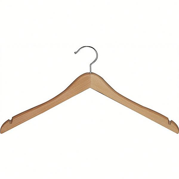 cardboard clothes hangers