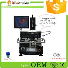 Auto pick up,soler, remove placement cell phone repair workstation(WDS-650) can repair all kinds chip
