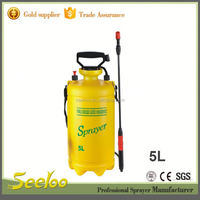 manufacturer of air pressure 5L-10L sprayer pump for car wash with lowest price
