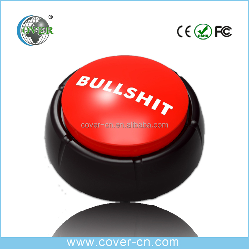 Custom Funny Sound Button Voice Record Easy Button For Gifts