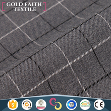 China Manufacturer Tweed Italian Wool Suit Fabric