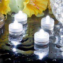 LED Water Proof Candles /Submersible Light / LED floralytes