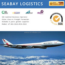 air freight and cargo to algiers