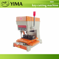 Best price 368A DEFU key cutting machine used key cutting machine