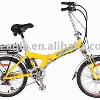 Electric Folding Bikes 20 Foldable Electric